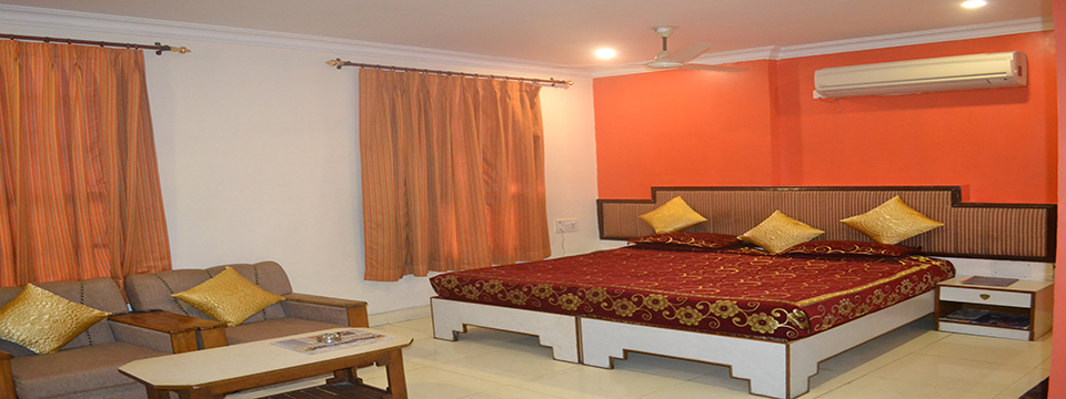 Hotel Lara India near railway station